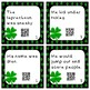 St. Patrick's Day Main Idea and Supporting Details Activity Sort (QR Codes)