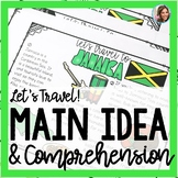 Main Idea and Supporting Details | Main Idea Comprehension Passages