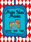 Main Idea and Supporting Details Mania--{CCSS aligned}