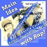 Main Idea and Supporting Details Nonfiction Passage Activi