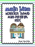 Main Idea and Supporting Details--Nonfiction Themed