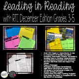 Main Idea and Supporting Details, RTI for ELA, RTI, Main Idea and Details