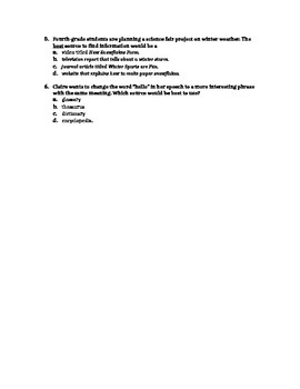 Main Idea and Supporting Points of a Speech Assessment