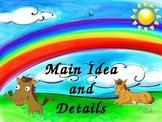 Main Idea power point lesson-Journey's Edition Helen Keller