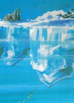Main Ideas: Science/Reading 4 Antarctica (South Pole) Para