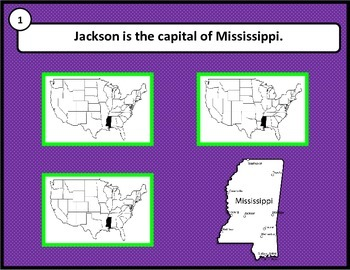 Main Ideas and Details: MISSISSIPPI {Common Core aligned}