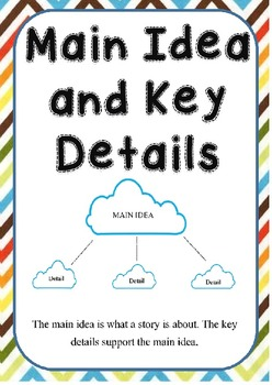 Main Ideas and Key Details ... by Brittany Docter | Teachers Pay ...