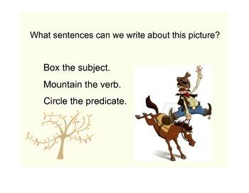 Main Sentence Trunk