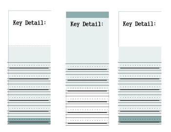 Main Topi & Key Details Brochure
