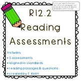 Main Topic Assessments - RI2.2