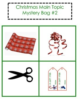 Main Topic Mystery Bags Christmas Addition