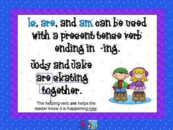 Main Verbs and Helping Verbs PPT