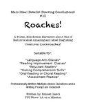 Main idea! Details! Drawing Conclusions! #10: Roaches!