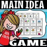 Main idea I have who has game