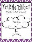 Main idea mini-lessons packet