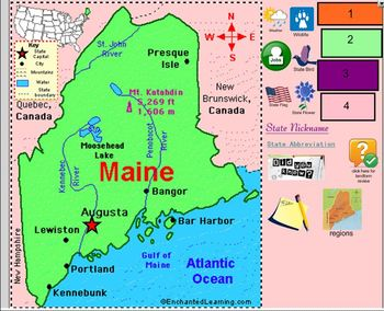 All About Maine