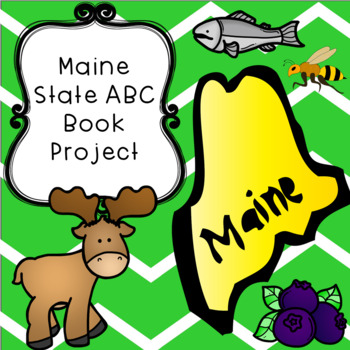 Maine ABC Book Research Project