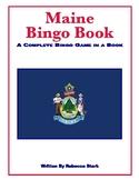 """Maine Bingo Book: A Complete Bingo Game in a """"Book"""""""