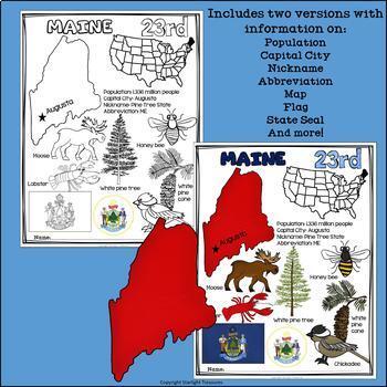 Maine Fact Sheet
