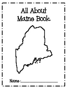 Maine Facts Book