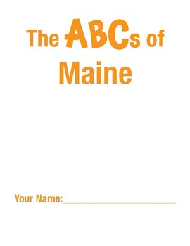 Maine Handwriting Printables - Cursive Edition