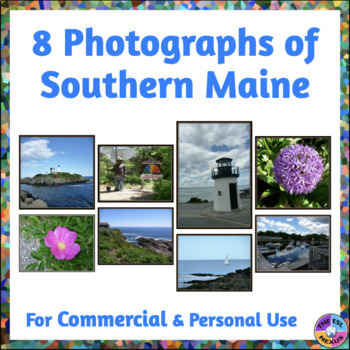 Photographs of Southern Maine