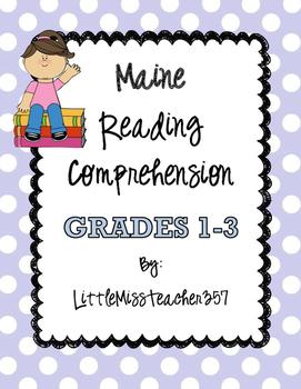 Maine Reading Comprehension