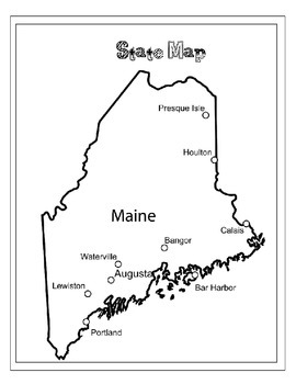 Maine Reading Packet