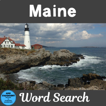 Maine Search and Find