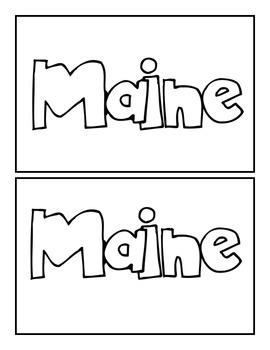 Maine State Book