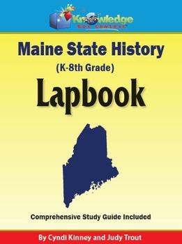 Maine State History Lapbook