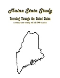 Maine State Study - FREE Sample Lesson