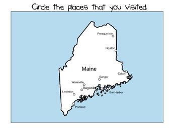 Maine Travel Journal