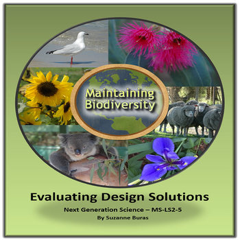 Maintaining Biodiversity and Evaluating Design Solutions - NGS - MS-LS2-5