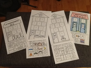 Maisons et cabanes - Ensemble complet - 1re année