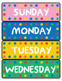 Maisy: Days of the Week