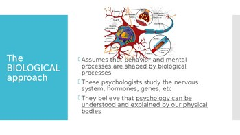 Ppt two approaches to psychology powerpoint presentation id:720970.