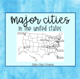 Major Cities in the United States