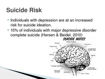 Major Depressive Disorder (MDD) in Children