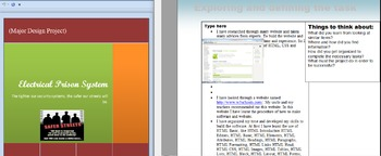 12 Design Technology, MDP, Folio Bundle