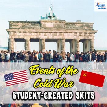 Major Events of the Cold War Skits