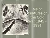 Major Features of the Cold War