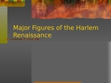 Major Figures of the Harlem Renaissance