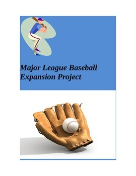 Major League Baseball Expansion Project