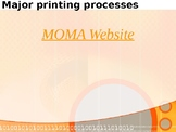 Major Printing Processes