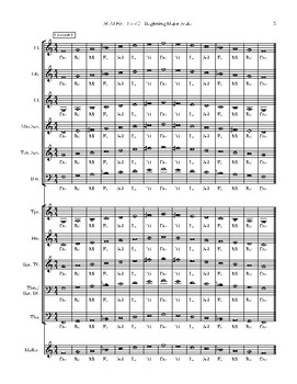 Major Scales - Level 2 - All Instruments