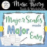 Major Scales Made Major Easy #musicathome