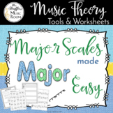 Major Scales Made Major Easy