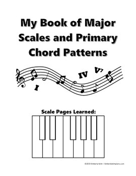 Major Scales and Primary Chord Patterns
