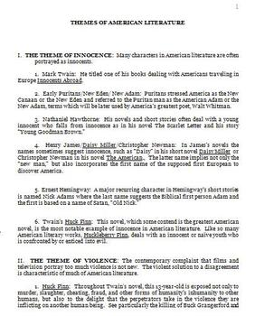 High school american literature research paper topics high school experience on college resume